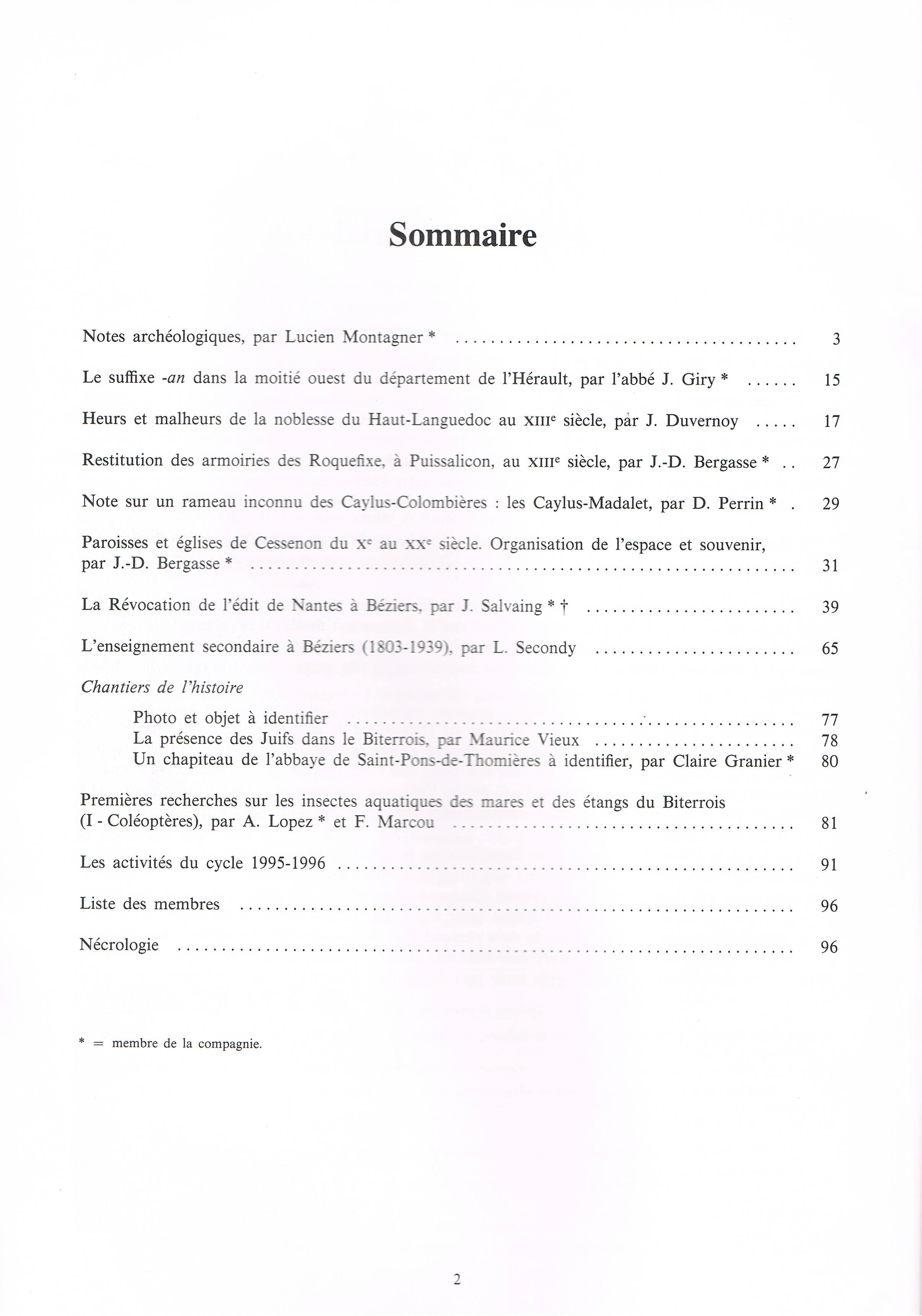 Bulletin_1995_1996_sommaire
