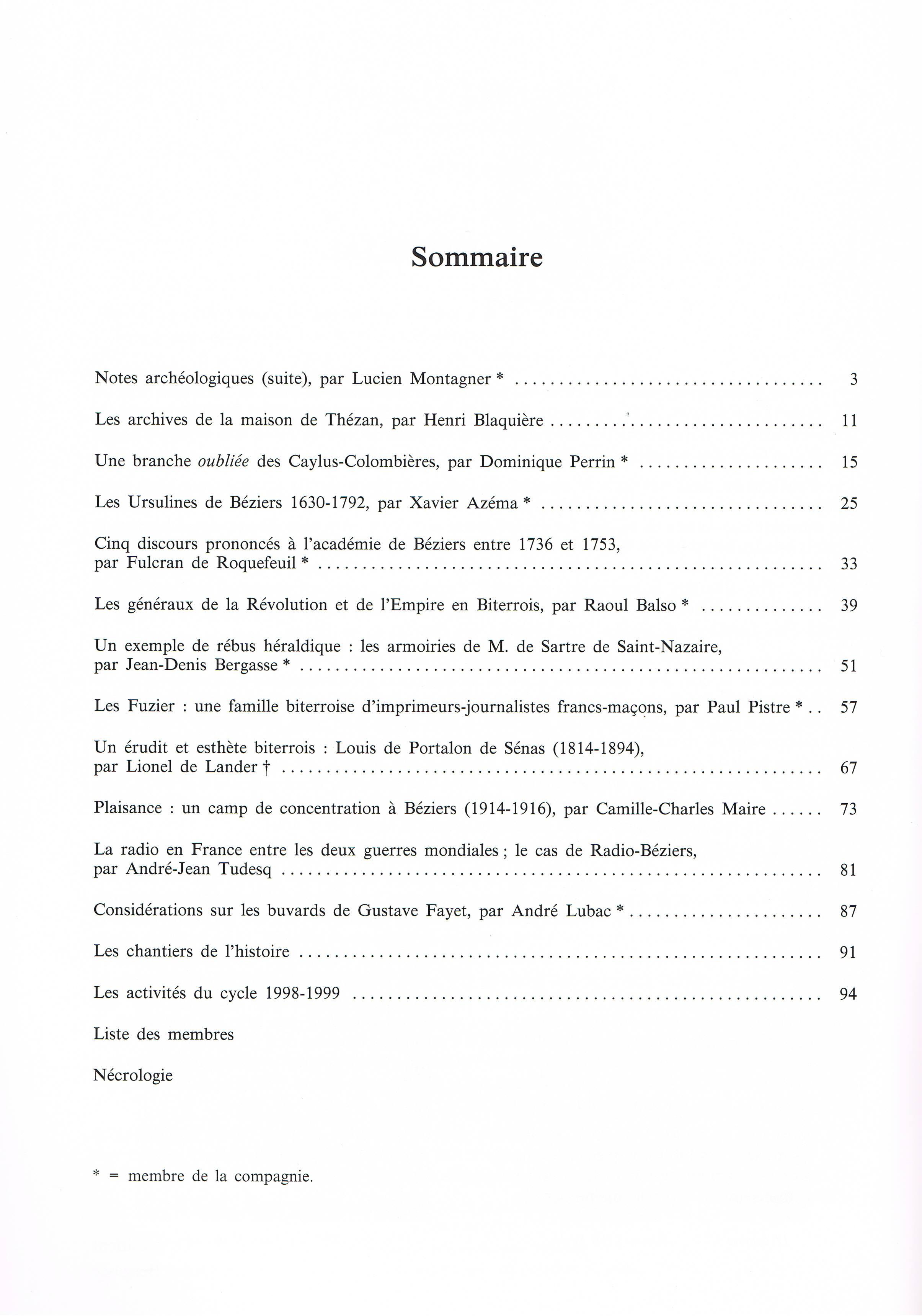 Bulletin_1998_1999_sommaire