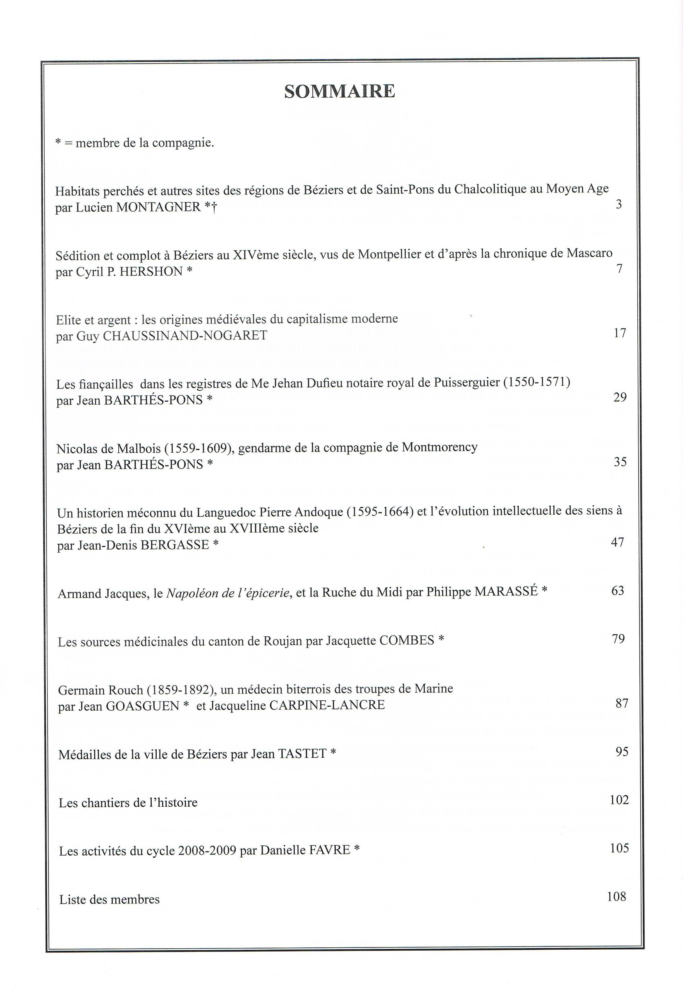 Bulletin_2008_2009_sommaire