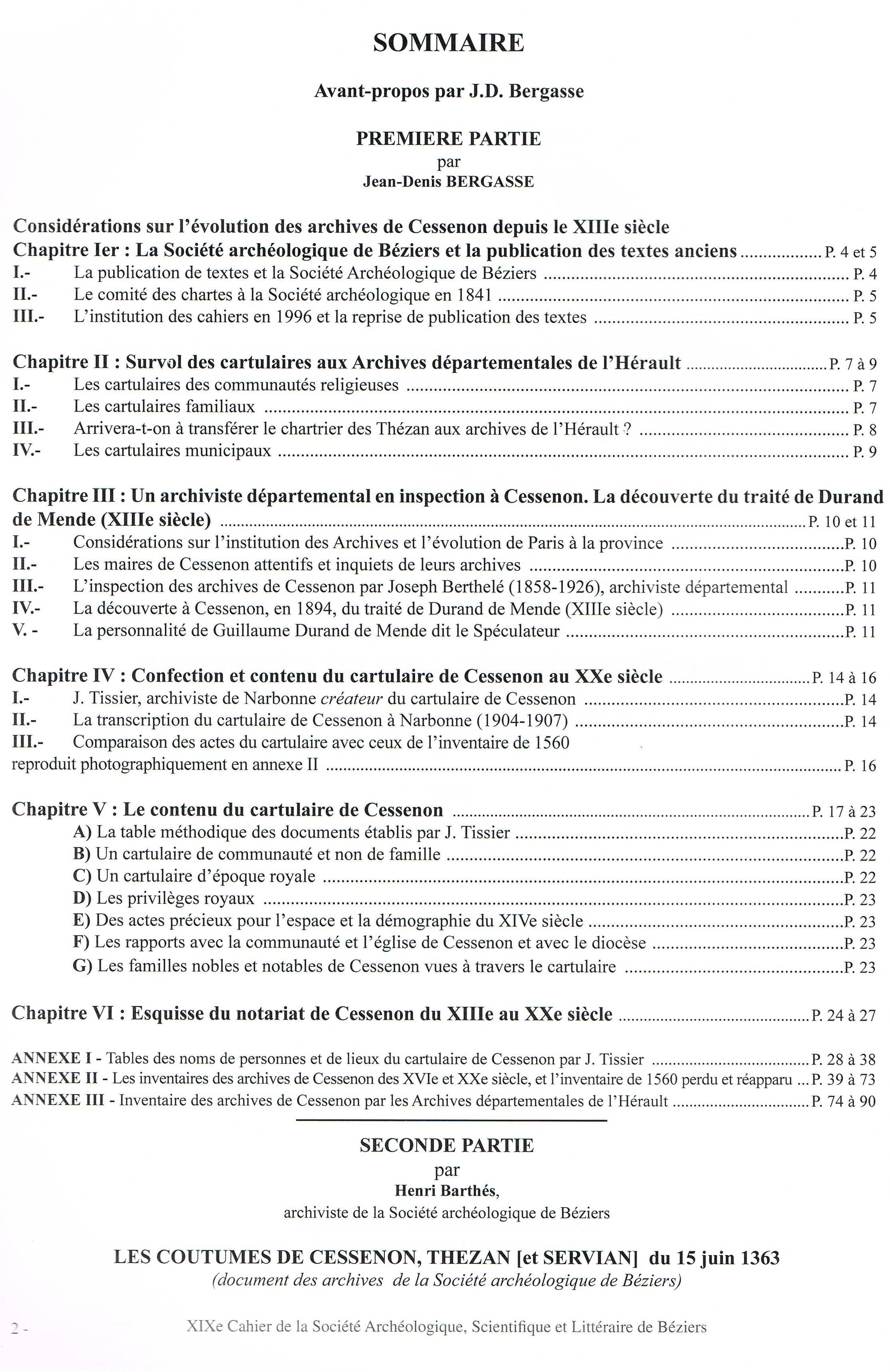 Cahier_19_sommaire